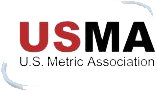 US Metric Association logo